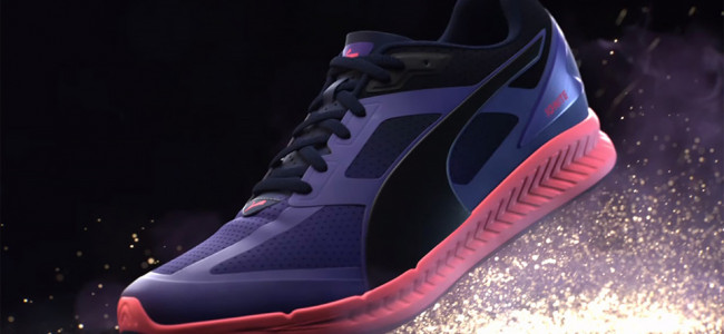 Ignite: la nuova scarpa da running di Puma [VIDEO]