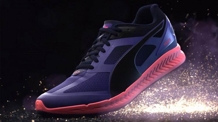 Ignite: la nuova scarpa da running di Puma [VIDEO]