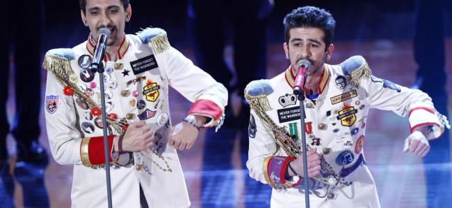 I testi del Festival di Sanremo: Biggio e Mandelli, Vita d'inferno [VIDEO]