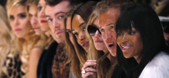"London Fashion Week 2015: le celebrità ""avvistate"" alla Burberry Prorsum Catwalk [GALLERY]"