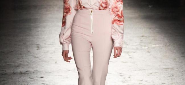 Milano Fashion Week 2015: Francesco Sconamiglio porta in passerella le rose [GALLERY]