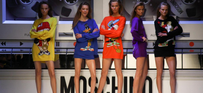 Milano Fashion Week 2015: Moschino pop e divertente [GALLERY]