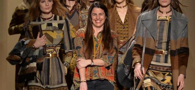 Etro alla Milano Fashion Week,futurismo orientale, remixato seventy [GALLERY]