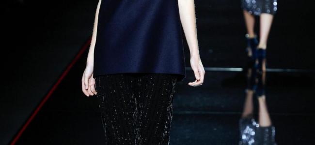 Milano Fashion Week 2015: mix di seta, lana e pvc per Anteprima [GALLERY]