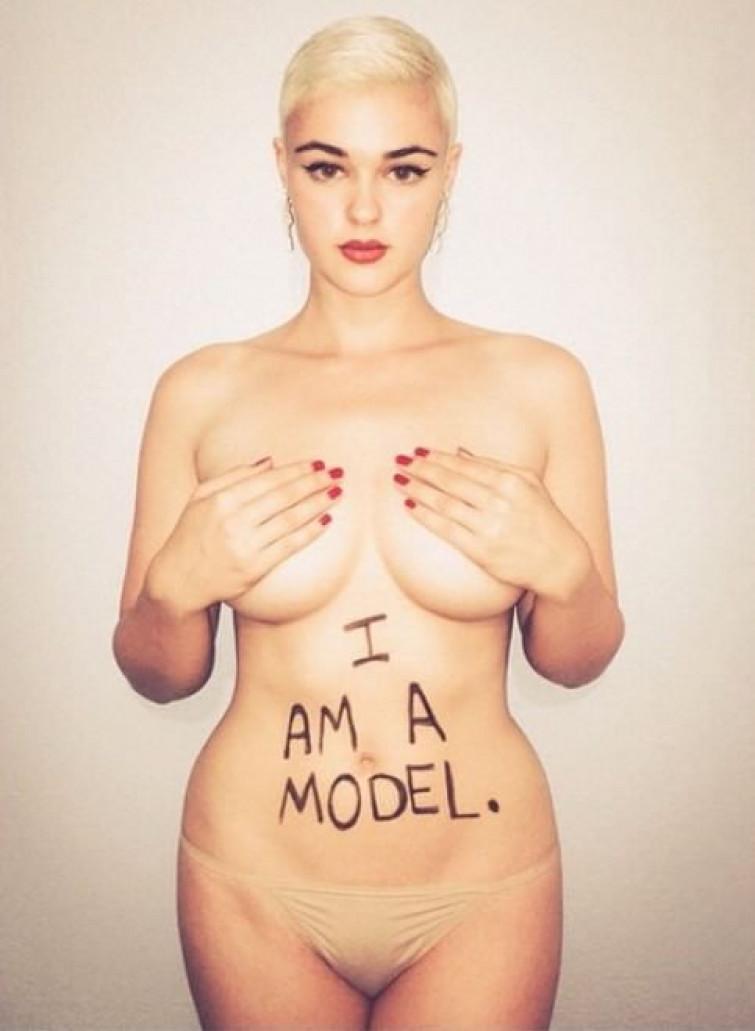 #DropThePlus, l'appello lanciato dalle modelle curvy che vogliono essere considerate top-model