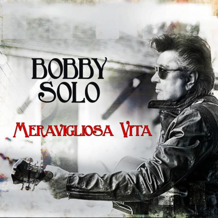 Bobby Solo festeggia i suoi 70 anni con un nuovo disco