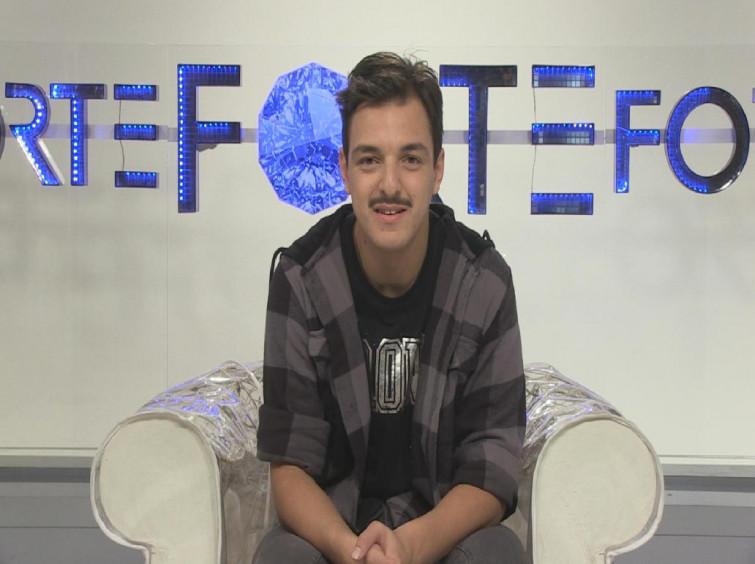 Stefano è il vincitore di Forte Forte Forte