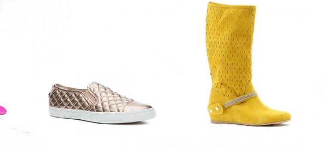 Tendenze scarpe 2015,  primavera low cost  [GALLERY]