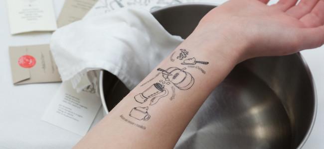 """""""I Tradizionali"""": le simpaticissime ricette-tattoo [GALLERY]"""