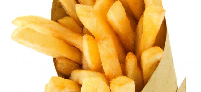 Il segreto per fare in casa le patatine fritte come al Mc Donald's