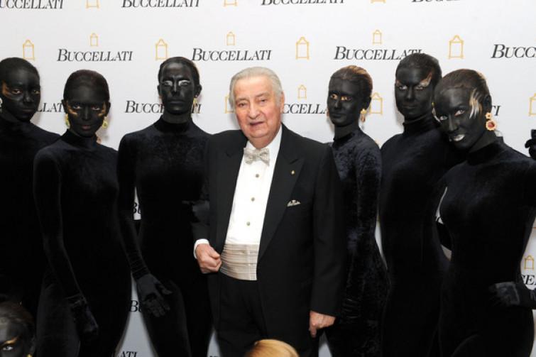 Morto il re dei gioielli Gianmaria Buccellati