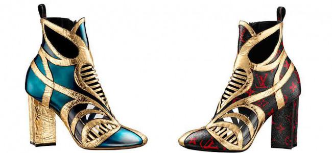Le scarpe protagoniste di primavera, ankle boots evolution
