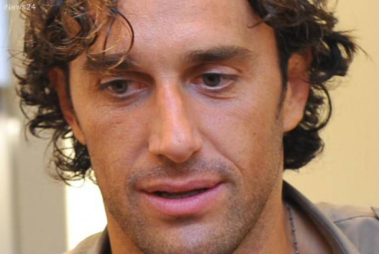 Luca Toni parla del terribile dolore per il figlio