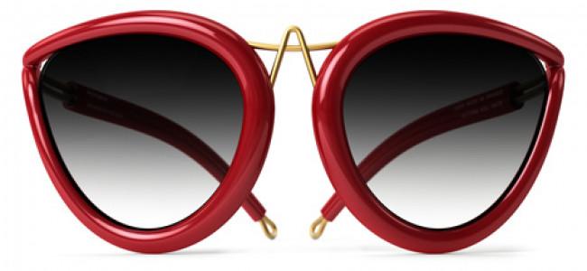 D-Frame by PQ e Arad, gli occhiali più glam sono un oggetto di design [GALLERY]