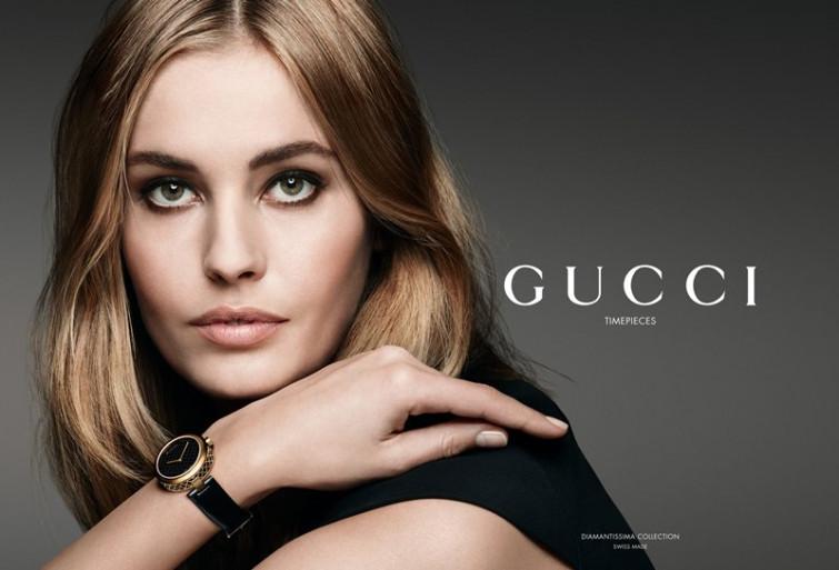 Gucci Timepieces & Jewelry: la nuova campagna pubblicitaria