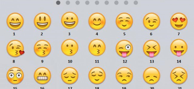 WhatsApp si aggiorna su Android:  nuovo design per gli emoji