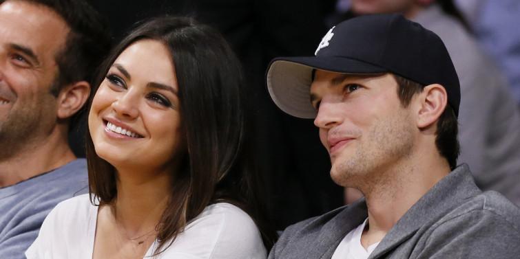 Mila Kunis e Ashton Kutcher si sono sposati? Sembra proprio di si!