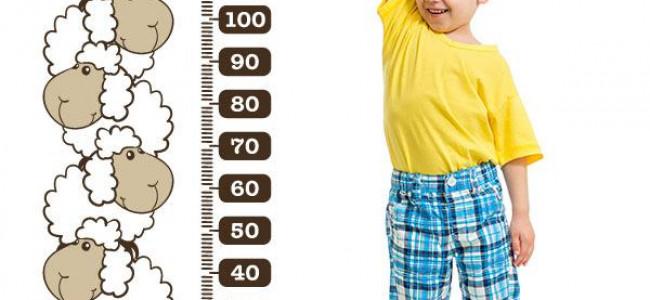 Come far diventare il tuo bambino più alto: lo spiega la scienza