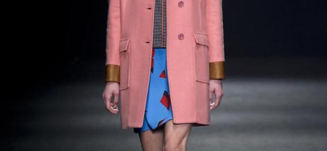 Milano Fashion Week 2015: sfumature di rosa per Massimo Rebecchi