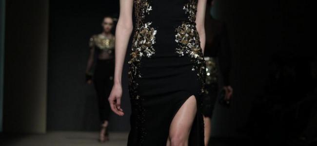 Milano Fashion Week 2015: la donna orientale di Elisabetta Franchi [GALLERY]