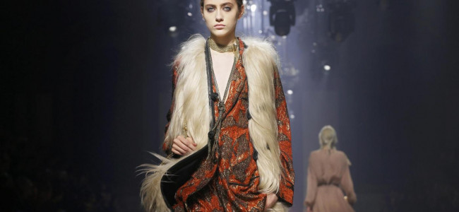 Parigi Fashion Week 2015: la sfilata di Lanvin [GALLERY]