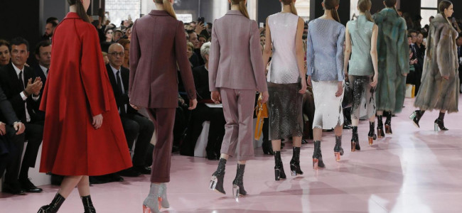 Parigi Fashion Week 2015: la donna selvaggia ed elegante di Christian Dior [GALLERY]