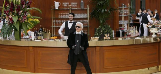 Chanel rompe ancora gli schemi, non una sfilata ma un incontro alla Brasserie Gabrielle [GALLERY]