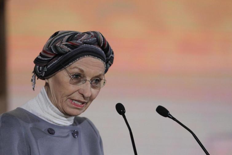 Emma Bonino a favore dell'eutanasia: chiede che gli italiani possano morire con dignità