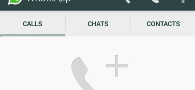 Chiamate gratis con Whatsapp: occhio alla truffa!!!