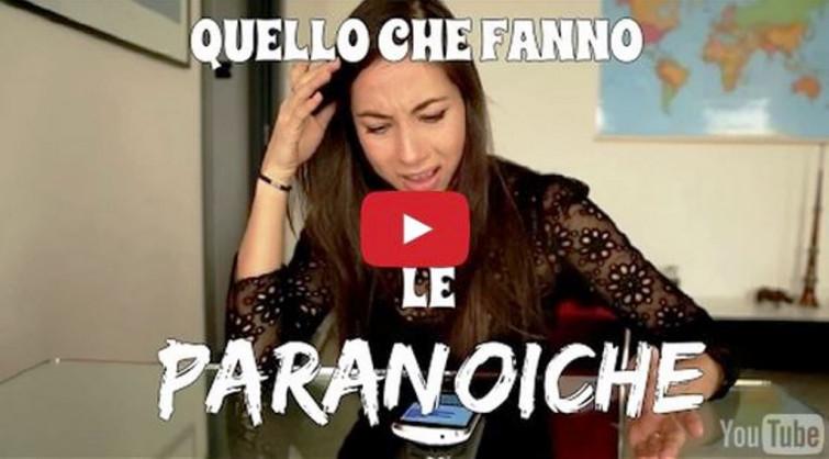 'Quello che fanno le paranoiche', l'esilarante video che le ritrae in tutte le paranoie [VIDEO]