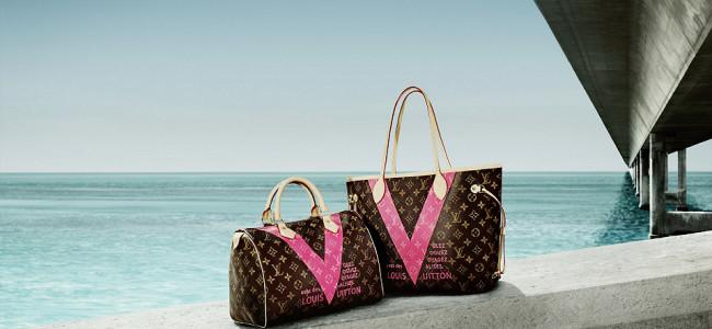 Louis Vuitton, l'ispirazione per la nuova collezione estate arriva dal mare  [GALLERY]