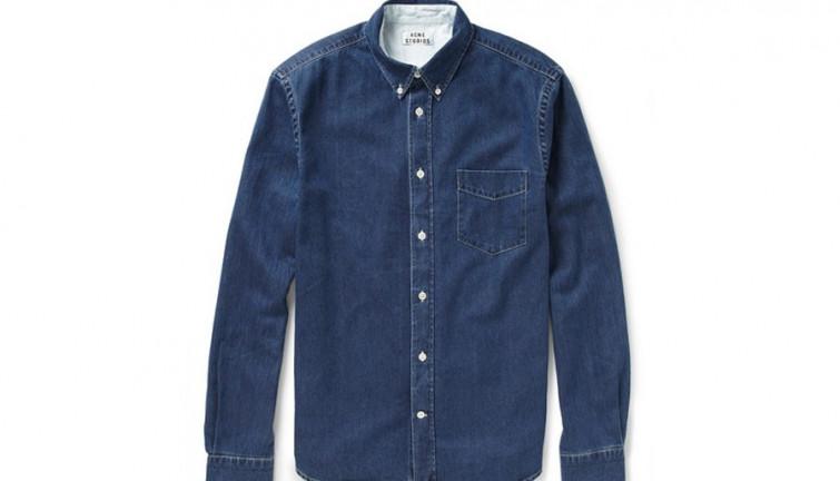 Revival per la camicia di jeans: perché il denim non passa mai di moda!