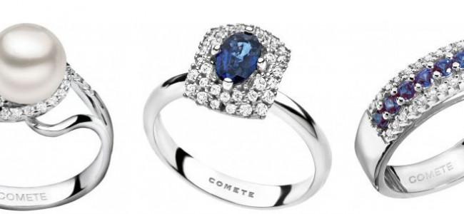 Un anello solitario come simbolo di amore eterno