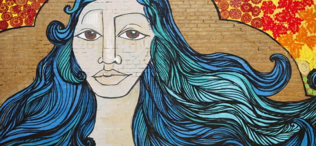 I tabù della street art: le donne dell'arte urbana