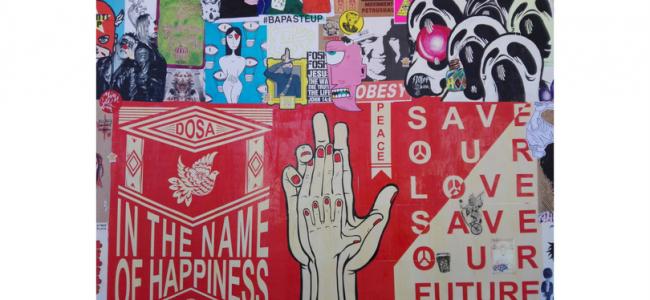 World Wide Wall Roma 2017: l'evento internazionale sulla poster art