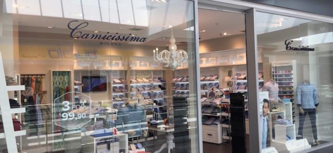 Nuovi store in Iran per Camicissima