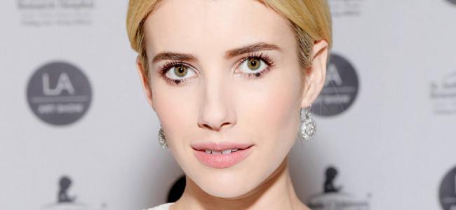 Con il dot-eyeliner è un make-up futuristico la tendenza per la primavera – estate 2017