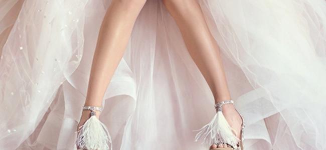 Un sogno d'amore con la scarpa giusta: tendenze e consigli sull'accessorio più prezioso nel giorno del matrimonio
