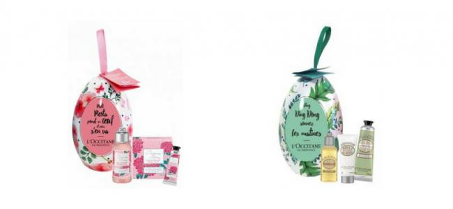 L'Occitane festeggia la Pasqua con una linea di prodotti ad hoc