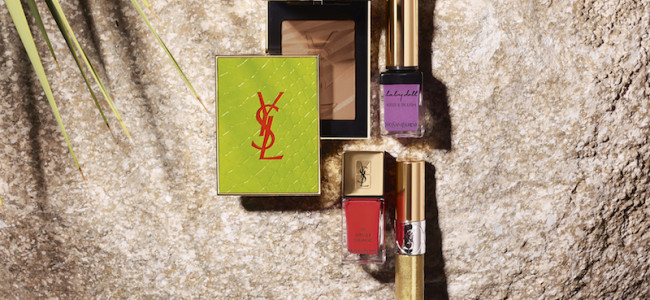 YSL Beaute? presenta SOLAR POP, la collezione make-up per l'estate