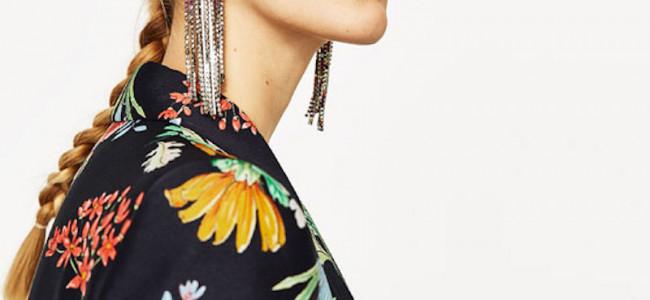 Zara lancia la nuova collezione estiva 2017