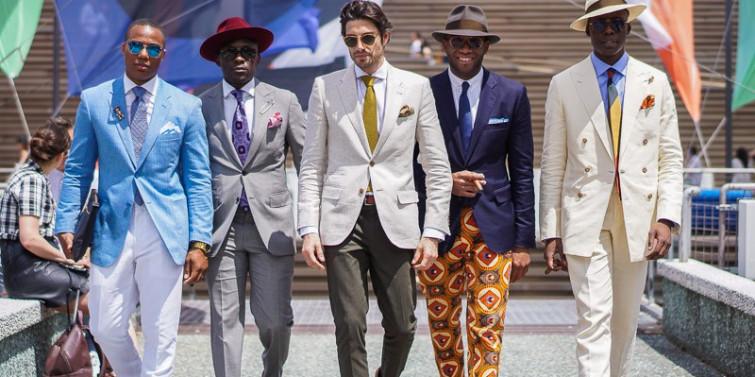Torna il Pitti Uomo a Firenze con le collezioni uomo per l'estate 2018