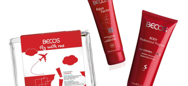 Crea la tua beauty routine con Becos