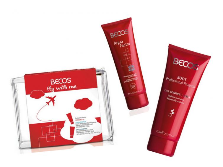 Crea la tua beauty routine con Becos