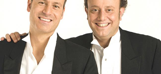 Ale & Franz esplorano le relazioni umane in 'Equivoci comici' in onda su Rai Cultura