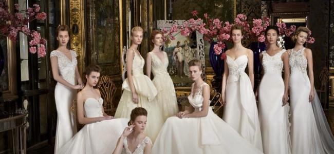 La collezione sposa 2017 Carlo Pignatelli Couture, tra sobrietà inaspettata e semplicità