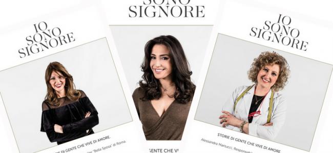"""Maison Signore detta le nuove tendenze della moda sposa 2018 e lancia la campagna """"Io sono Signore"""""""