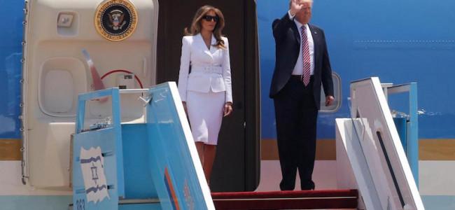 Melania Trump il 24 maggio sarà all'ospedale Bambino Gesù