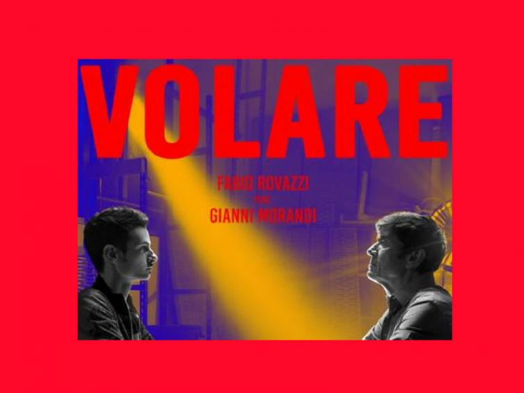 """Rovazzi pronto a """"volare"""" con Gianni Morandi, duetto per il nuovo brano"""