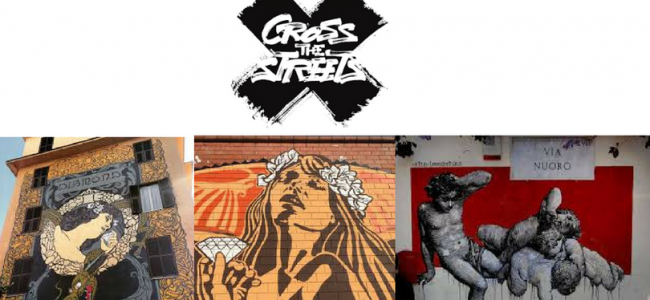 Cross The Streets: i 40 anni della street art e del writing in mostra a Roma